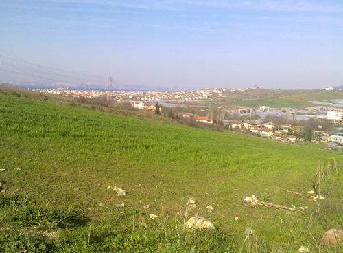 Yalova Gazi Osman Paşa'da satılık arsa